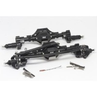 KYX Gardan Portal Axle Axial SCX10ii Front & Rear Alloy Full Metal