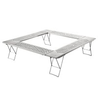 CAMPFIRE TABLE STEEL & ALMNM JAPAN
