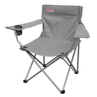GO! Quad Arm Chair Grey