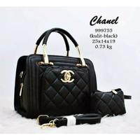 tas wanita chanel 999755/tas wanita import murah'tas wsnita branded