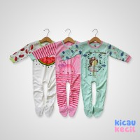 Kazel Sleepsuit Baby – Summer 3in1