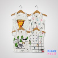 Kazel - Singlet ABC 4in1