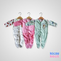 Kazel Sleepsuit Baby – Summer 3in1