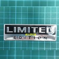 Logo / Emblem Limited Edition (Pajero Sport)