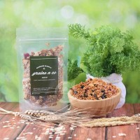 Grains N' Co Homemade Granola 250 Gram Pack