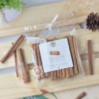 Organic Cinnamon Sticks 25gr
