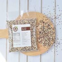 Organic Tri Color Quinoa - 500 Gr