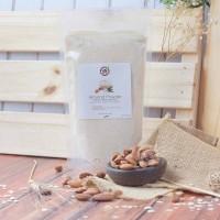 Natural Almond Meal / Flour ( Tepung Kacang Almond ) 250 Gr