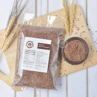 Natural Brown Flaxseed 500gr