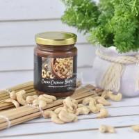 Roasted Cacao / Chocolate Cashew Butter ( Selai Kacang Mede Coklat )