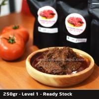 Rendang Padang - Daging Sapi (250gr)