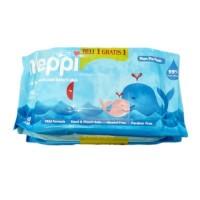 Neppi Wipes 50s Non Parfum Buy 1 Get 1
