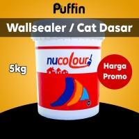 Harga wallsealer cat dasar putih 5kg nucolour harga | antitipu.com