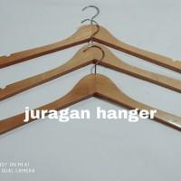 Hanger kayu termurahhh Made in Lokal