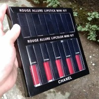 CHANEL ROUGE 10 IN 1 RED SERIES