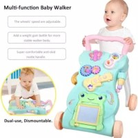 Baby Walker gear hand push toys early learning education