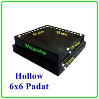 Karet Kaki Kursi Meja Hollow Holo 60x60 Padat