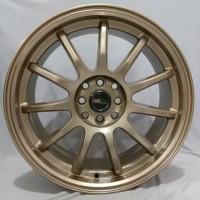 Velg Mobil Drift JD297 HSR Ring 17x75/85 Hole 4/100-114,3 Medan