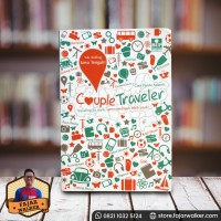 Couple Traveler - Cora Pandu Aslamic. Buku Travelling Preloved