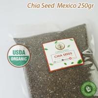 Chia Seed Mexico Organic 250gr