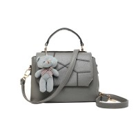 22014 tas import grey hangout selempang fashion wanita handbag murah
