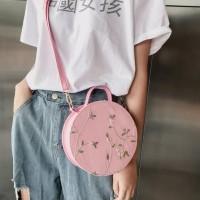 20130 tas selempang bulat wanita import tas sling bag jinjing modis