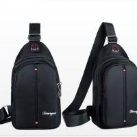 tas slempang pria import 20206 waist bag tas punggung backpack cowok