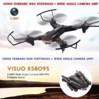 Drone VISUO XS809S Wifi FPV 2MP Wide Camera