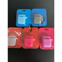 Apple Airpods Protection Silicone Case Pouch |Casing Pelindung Airpod