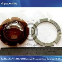 Harga spul speaker toa 135b 128f diaphragm pengeras suara kumparan 16 | antitipu.com