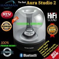 Harga harman kardon aura studio 2 bluetooth speakers with ambient | antitipu.com