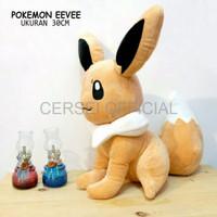 BONEKA IMPORT BONEKA BAYI LUCU Boneka eevee pokemon go import