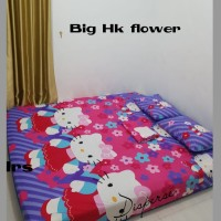 promo sprei homemade karakter motif hk big flowers uk 200x200