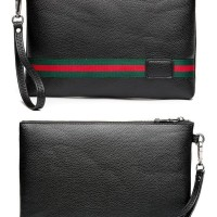 7d93226f5589 best seller juke bag clucth pria hand bag kulit cowok tas dompet