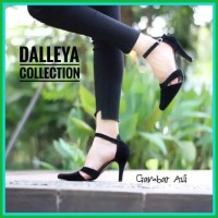 Sepatu Wanita Hak Tinggi Sepatu Heels Terbaru Murah