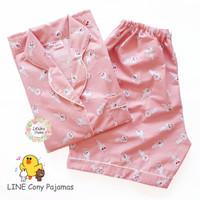 Harga 1099 short pants line cony pajamas piyama | antitipu.com