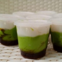 kue khas Jongkong Bangka