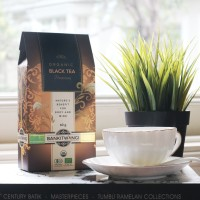 Teh Organik || Teh Hitam ( Bankitwangi Organic Black Tea ) 60 gr