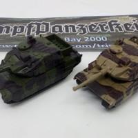 Miniatur tank Japanese JGSDF Type 10 Main Battle Tank Skala N chibi