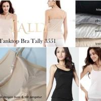 TANKTOP BRA / TALLY 3551 / PAKAIAN WANITA / ATASAN / DALAMAN