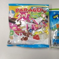 parago 2in1 fruity candy 120 gr
