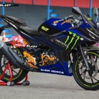 Decal stiker Honda CBR150R Facelift Monster GP Fullbody