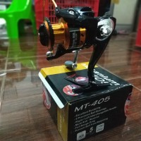Reel Golden Fish Metanium 405