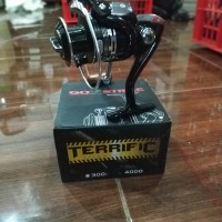 Terrific Spinning Reel 4000