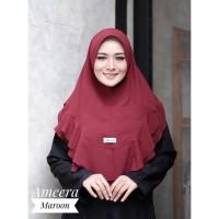 Jilbab Hijab Kerudung Khimar Instan Amira