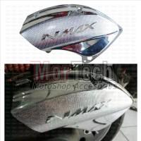 Cover Filter Udara -tutup Saringan Hawa yamaha NMAX N Max Chrome