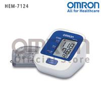 OMRON AUTOMATIC BLOOD PRESSURE MONITOR HEM-7124