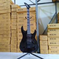 Harga gitar elektrik jackson flying v rr black edition tremolo | antitipu.com