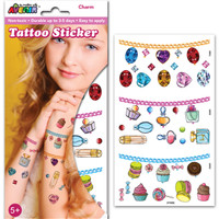 Avenir Accessories Tattoo Stiker thumbnail