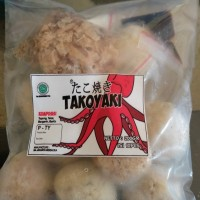 takoyaki GURITA frozen isi 10